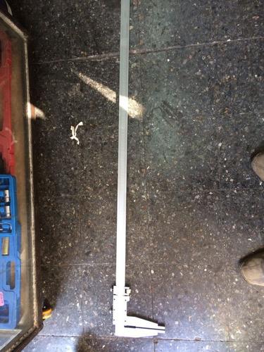pie de metro 1000 x pata 250 mm. chino