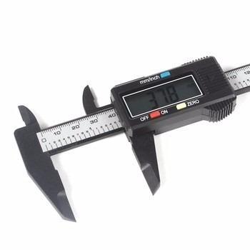 pie de metro digital lcd 150mm / 6 pulgadas