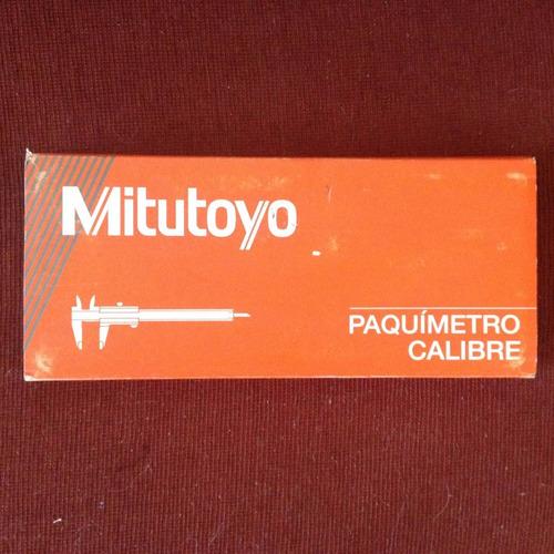 pie de metro digital mitutoyo 0-200mm