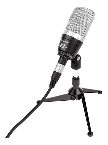 pie de micrófono de mesa alctron sm316 ideal grabacion radio