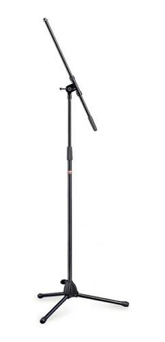 pie de micrófono stagg jirafa mis-0822bk