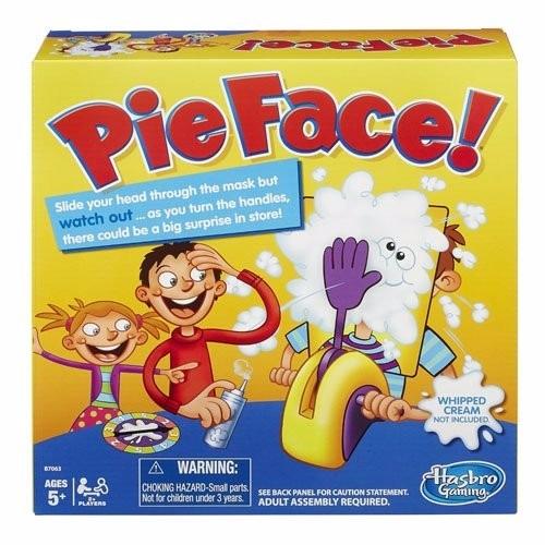 Pie Face Juego Pastelazo Hasbro Para Jugar En Familia 1 000 00