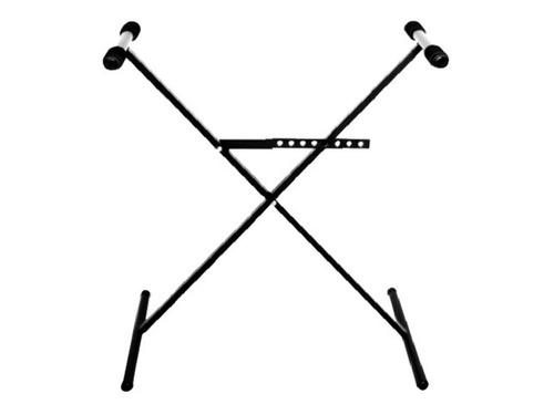 pie soporte tijera simple para teclado piano organo yamaha