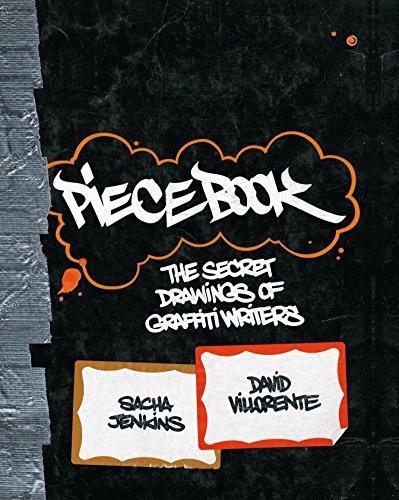 piecebook: los dibujos secretos de los escritores de