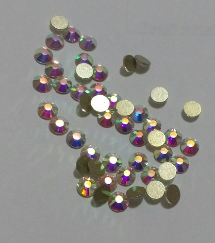 piedra #16 tornasol 100% cristal swarovski decoracion uñas