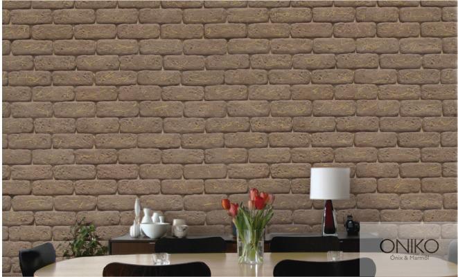 Piedra adobe muros fachadas recubrimientos for Piedra para muros interiores