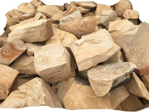 piedra arenisca en bruto.