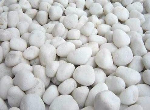 Piedra bola de r o en mercado libre for Piedras decorativas jardin precio