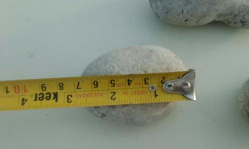 piedra bola de río