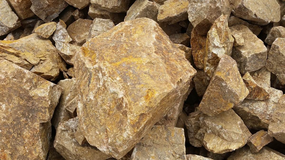 Piedra caliza dorada 488 00 en mercado libre - Piedra caliza precio ...