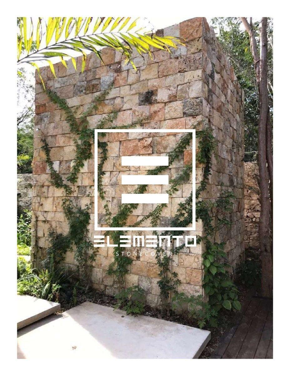 piedra chapa yucatan - Piedra Decorativa Jardin