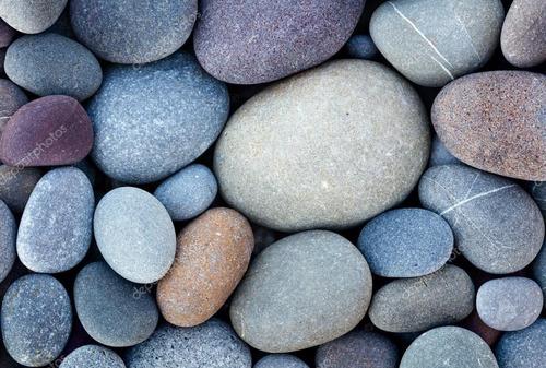 piedra de mar 2.5 pulgadas (25 kg) envió gratis