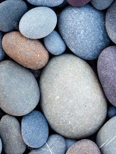 piedra de mar  decorativo 3 pulgadas 20 kg