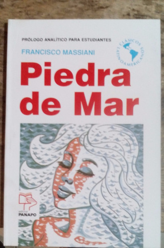 piedra de mar. francisco massiani.