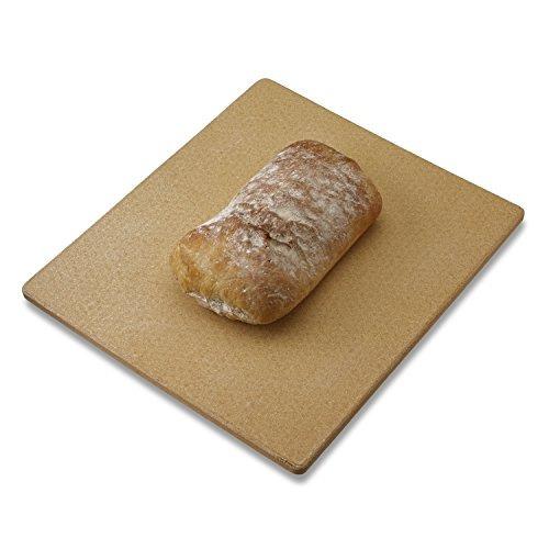 piedra de pizza rectangular de horno de piedra antiguo,
