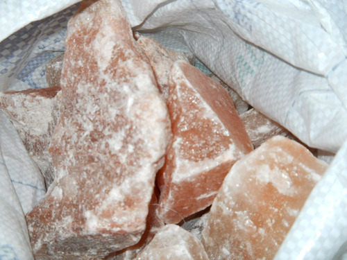 piedra de sal grande para lamparas de sal, precio x kg