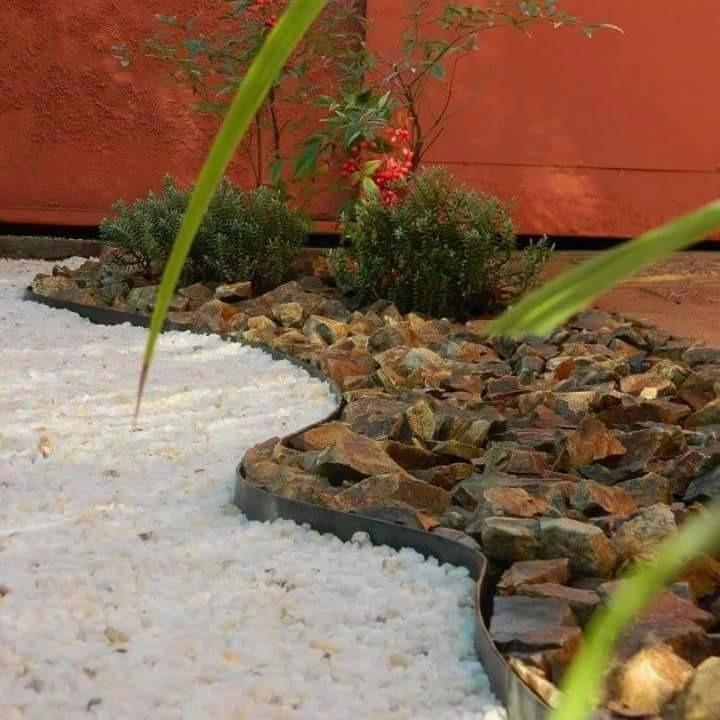 Piedra decorativa para jardines fuentes de agua y terrazas en mercado libre - Fuentes para terraza ...