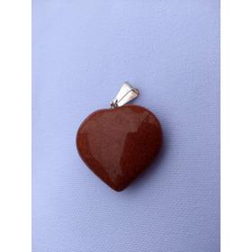 Piedra Del Sol En Corazón