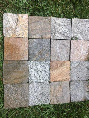 piedra  en baldosa para pisos y estacionamiento