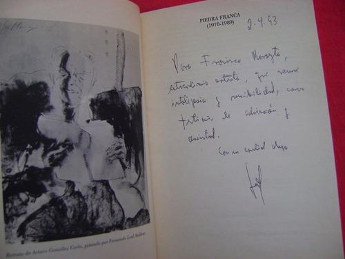 piedra franca 1978-1989 - arturo gonzález cosío