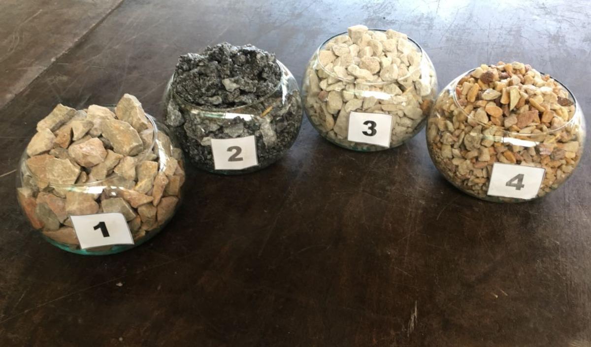 Precio de piedras blancas para jardin affordable granito - Jardin piedras blancas ...