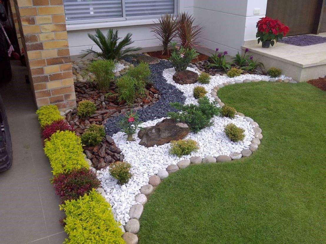 Piedra Granza Blanca Mar Del Plata Para Jardin X M3 280000 En - Piedra-jardin