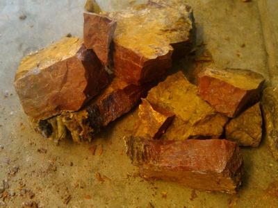 piedra jaspe y otros