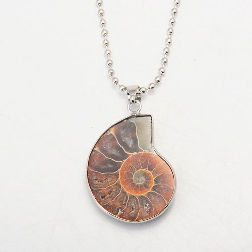 piedra joya collar