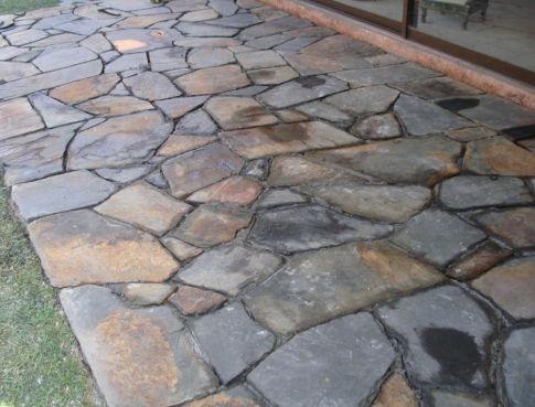 Piedra laja en mercado libre for Precio piedras jardin
