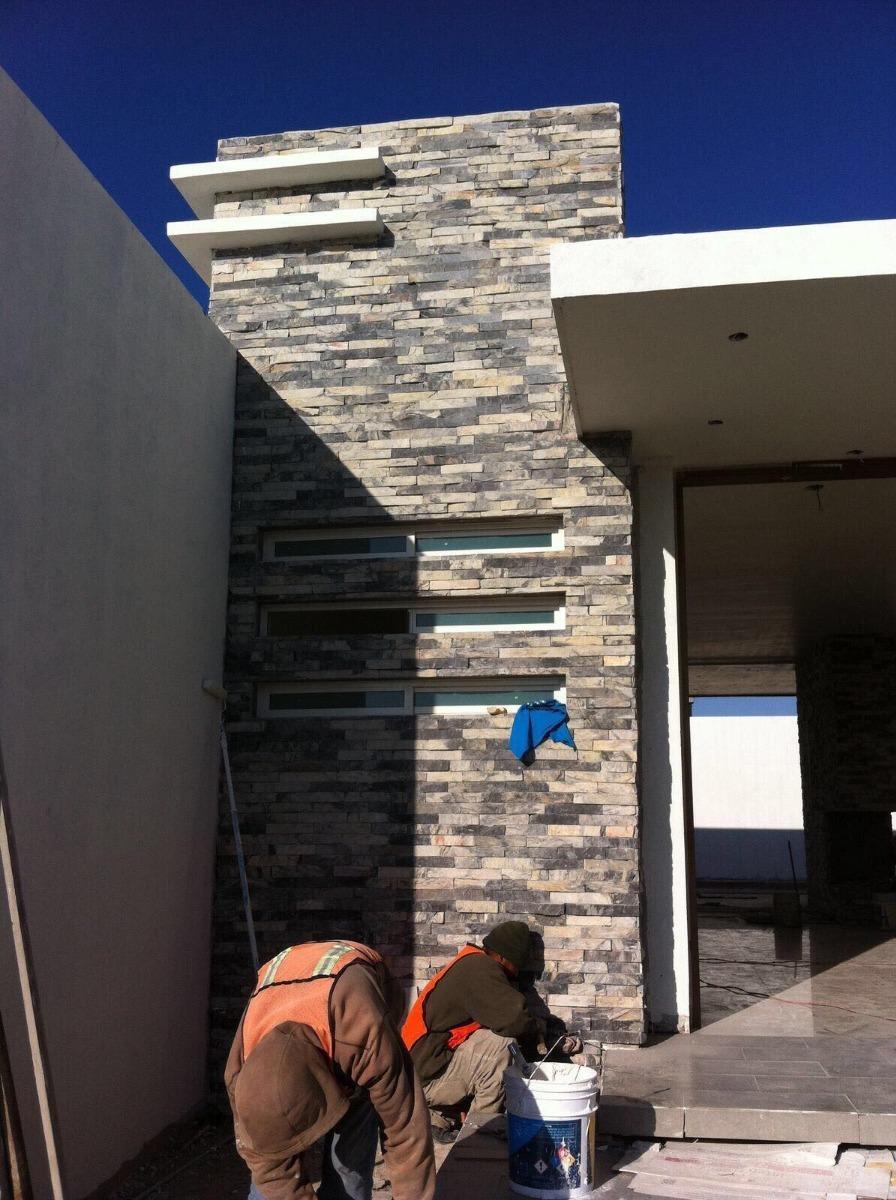 piedra laja color negra para fachada interior exterior