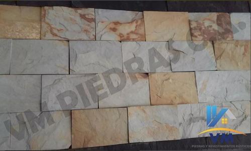 piedra laja decorativa costa del sol  tricolor - crepusculos