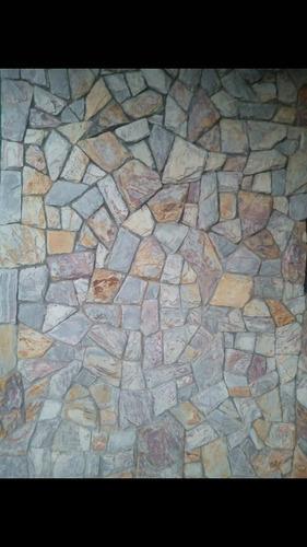 piedra laja formateada cerámica rustica
