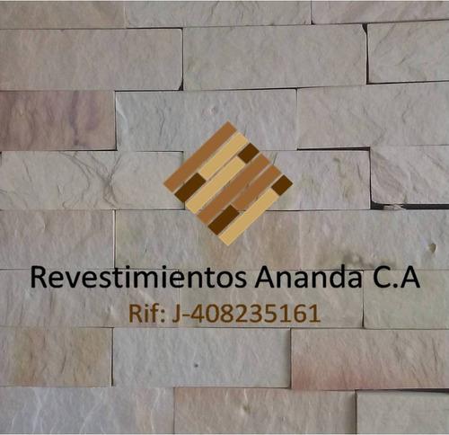 piedra laja formateada spacatto nacional amarillo oro 5x10