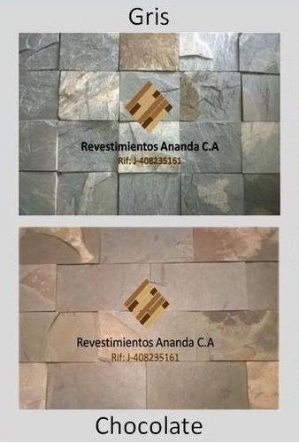 piedra laja formateada spacatto nacional medida 5x15