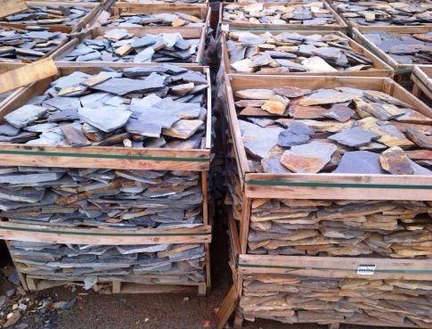 Piedra laja natural oferta bs en mercado libre for Lajas de piedra natural