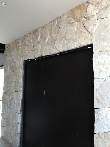 piedra laja para fachadas . (piedra laja de la laguna fb)