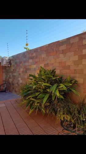 piedra laja verde y ocre 15 x 30 cm piso y revestimiento
