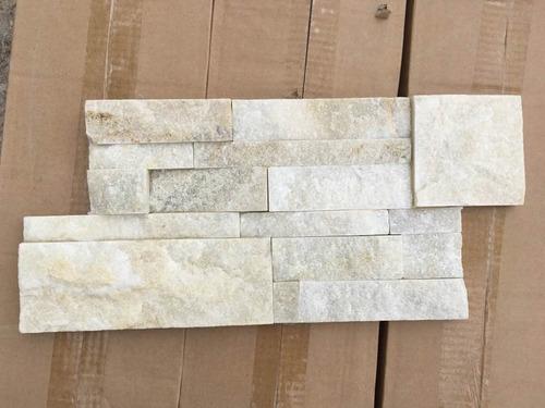 piedra mármol en paneles encastrables para revestimientos