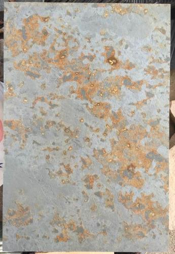 piedra natural ardosia pizarra óxido 30 x 60 cm revestimient