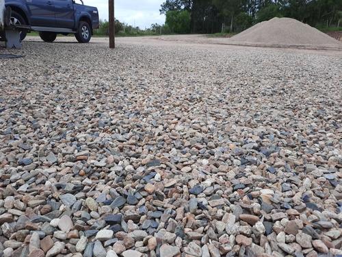 piedra natural canto rodado excelente calidad