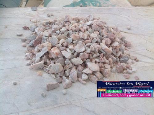 piedra para decoracion y concreto lavado