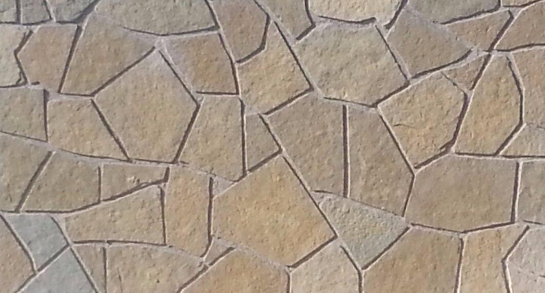 Piedra Para Fachada Importada De La India 30 X 60 Cm - $ 70.00 en ...
