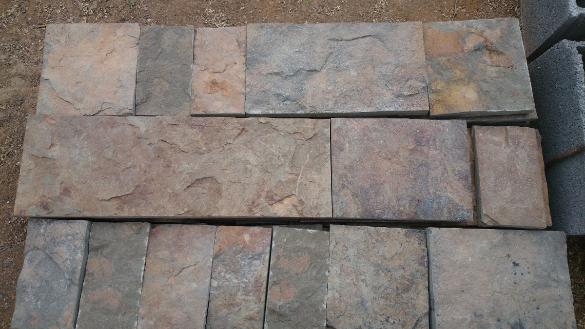 piedra para pisos y paredes