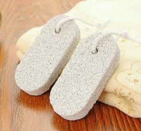 piedra pómez pedicure ideal p/peluquerías tiendas de belleza