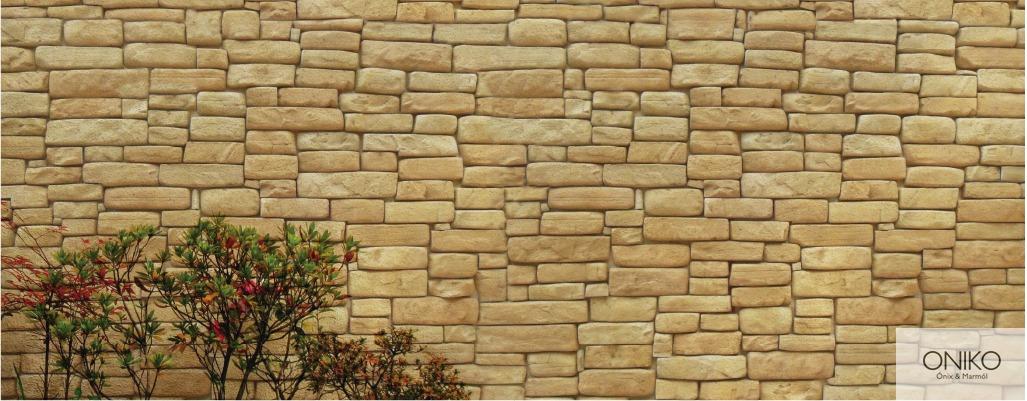 Piedra pretil muros fachadas recubrimientos - Piedra para muros exteriores ...