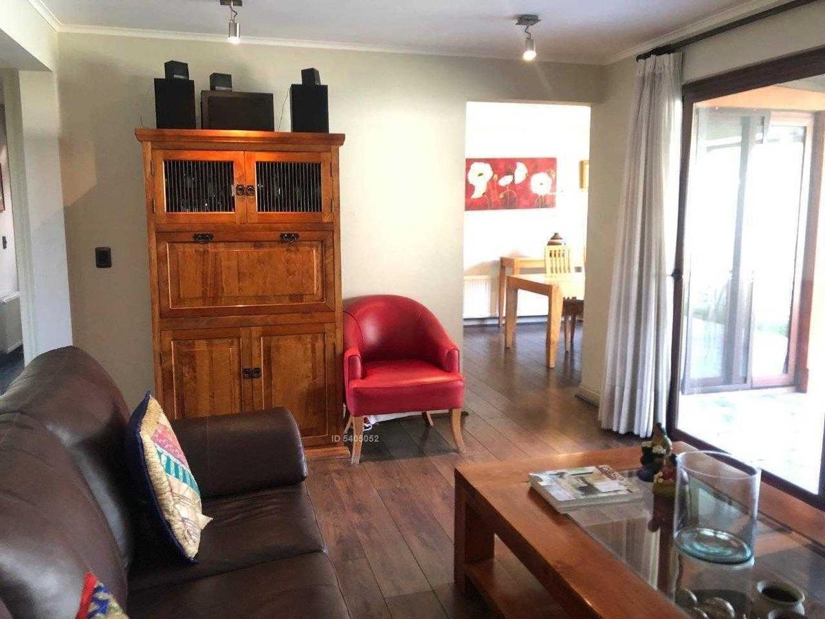 piedra roja, 4 dormitorios + servicios