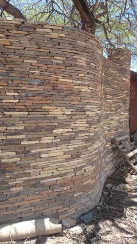 piedra tipo muro