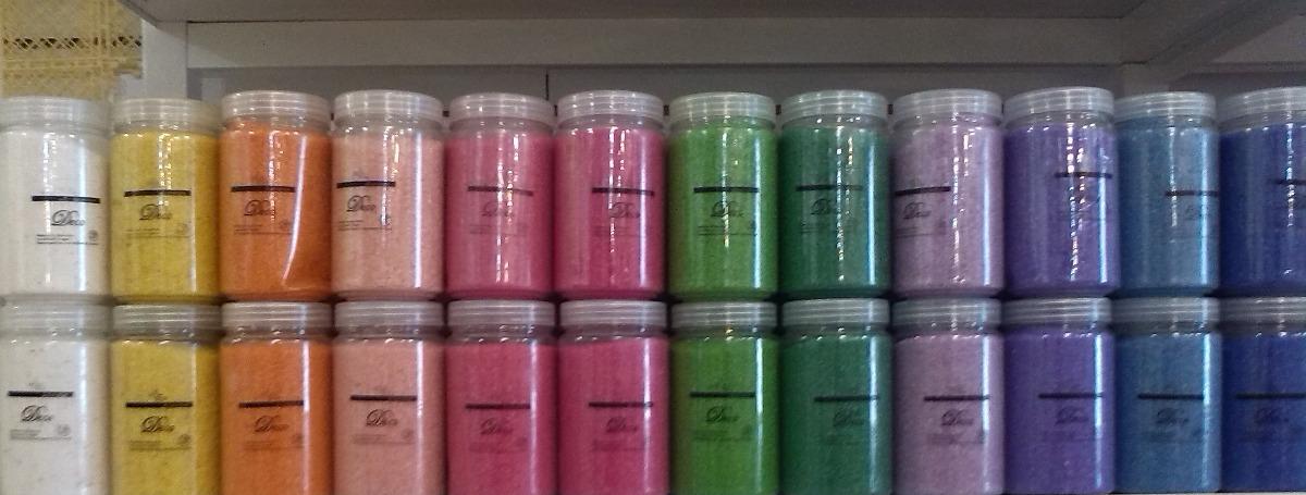 Piedra y arena de colores bs en mercado libre - Arena de colores ...