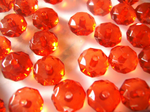 piedras acrílicas para bisutería 10 mm paq de 200 unidades
