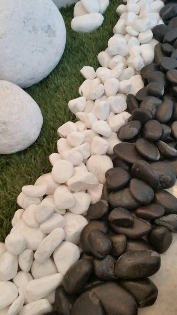 Piedras Blancas Negras Decorativas Bs 2 000 000 00 En Mercado Libre